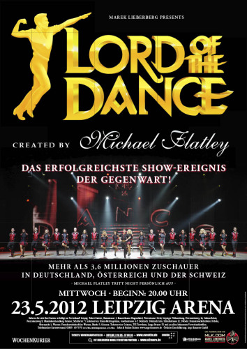 Lord of the Dance 2012